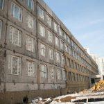 Михаил Сапунов проверил ход строительства школы в Павшинской пойме.