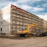 Михаил Сапунов проверил ход строительства школы