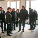 Андрей Воробьев посетил несколько недостроев в Красногорском районе