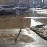 Идет подготовка к реконструкции ливневой канализации Павшинской поймы