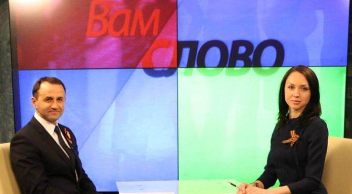 КРТВ На вопросы жителей отвечает глава Красногорского района Михаил Сапунов