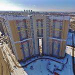 Завершилось строительство второй очереди ЖК «Спасский мост»