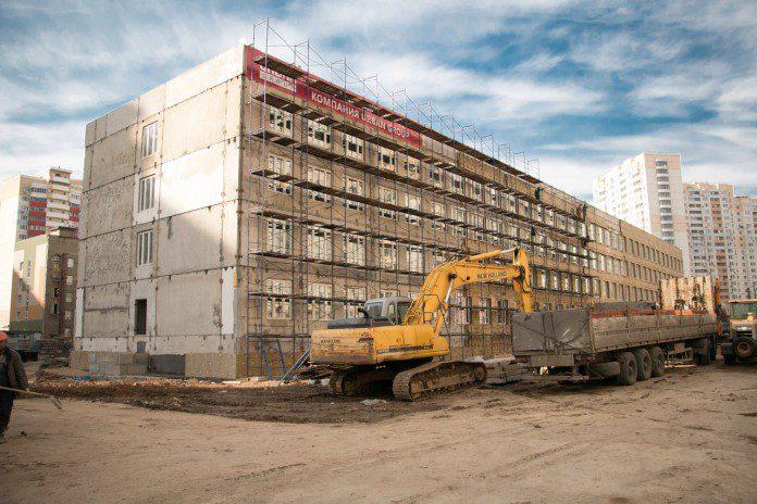 Открытие школы-новостройки в Павшинской пойме