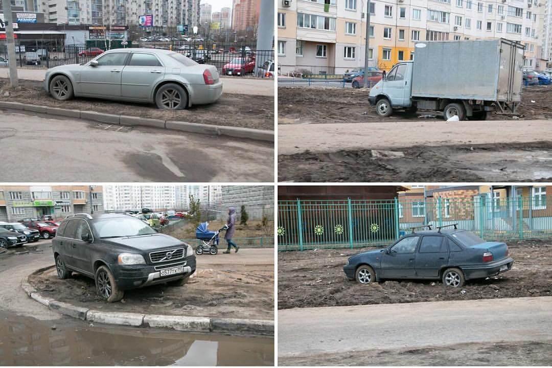 Проверка дорожной ситуации в Павшинской пойме.