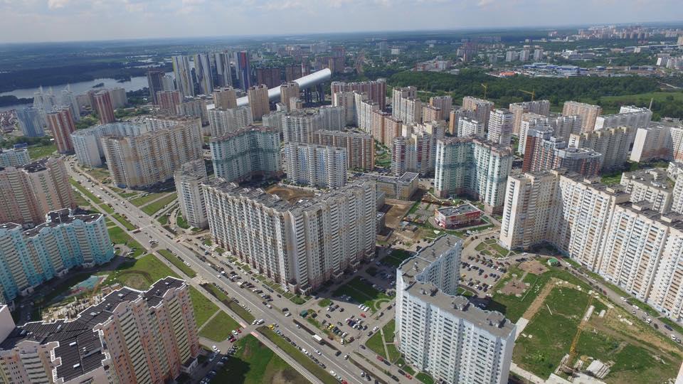 Жители Павшинской поймы просят включить микрорайон в состав Москвы