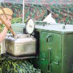 Праздник День Победы в Павшинской пойме бессмертный полк