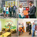 Глава Красногорского района посетил детские сады в Павшинской пойме