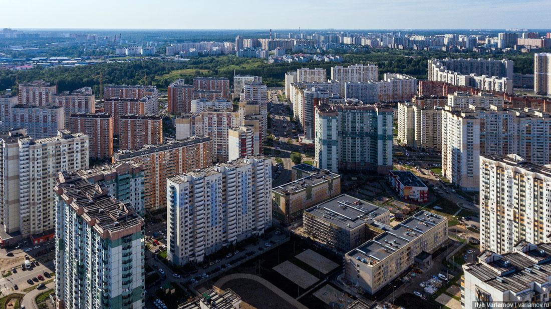 Популярный российский блогер Вармалов посетил Павшинскую пойму