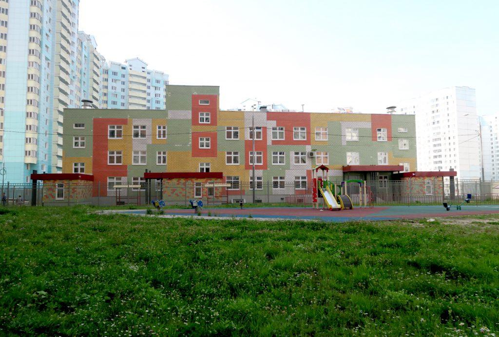Главгосстройнадзор проверил строительство социальных объектов в Павшинской пойме