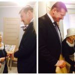 Открытие помещения для ветеранов в Павшинской пойме