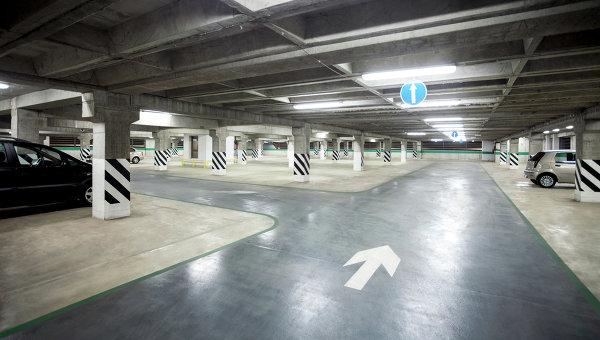 Парковка в Павшинской пойме превратилась в долгострой