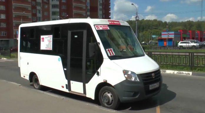 В Павшинской пойме запустили автобусный маршрут в Красногорск