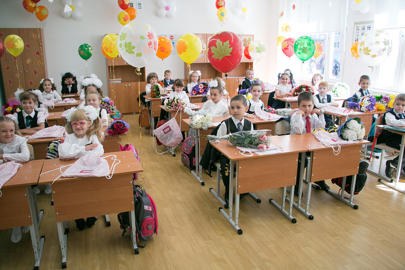В День знаний в Павшинской пойме открылась новая школа