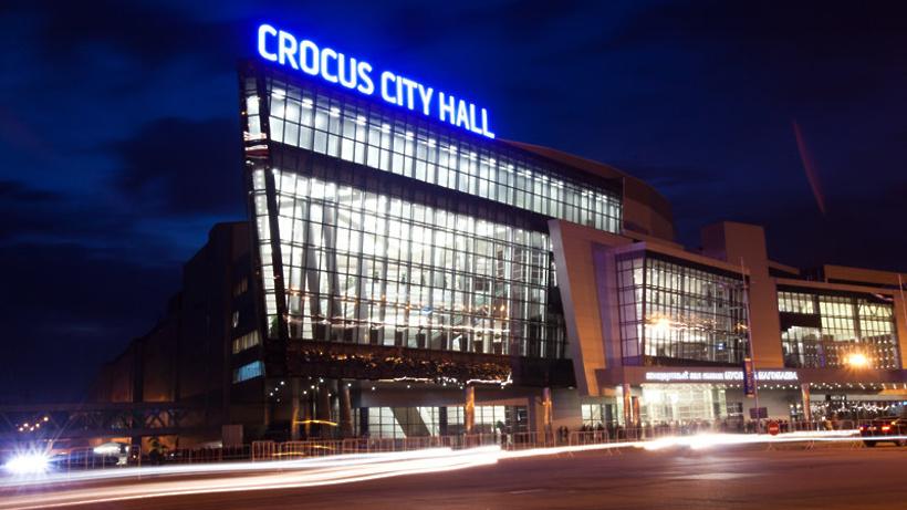 Океанариум Crocus city откроют до конца 2016 года
