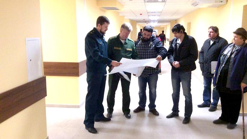 Поликлинику в Павшинской пойме планируют вести в эксплуатацию до конца 2016 года