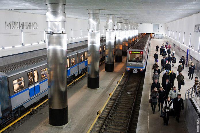 Документы по безопасности метро Мякинино все еще не подготовлены