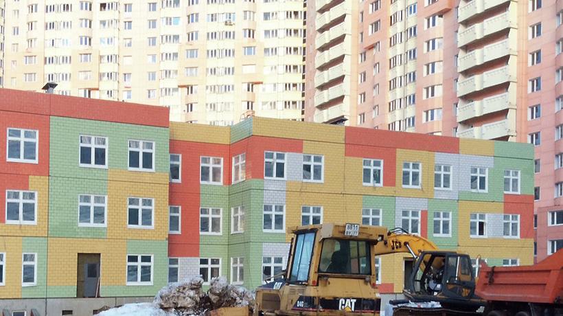 Детский сад на 115 мест в Павшинской пойме откроют до конца года