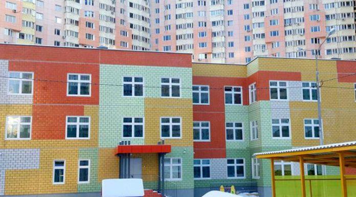 Новый детсад на 115 мест в Павшинской пойме готов к вводу в эксплуатацию