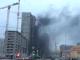 Причина страшного пожара в новостройке в Павшинской пойме