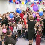 Открытие нового детского сада в ЖК ART