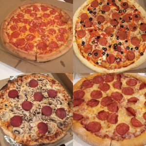 Какая пицца в Павшинской пойме самая вкусная