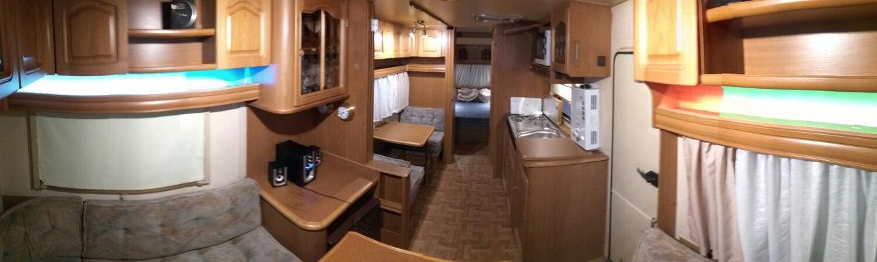 Бизнесмен из Павшинской поймы променял квартиру на автофургон