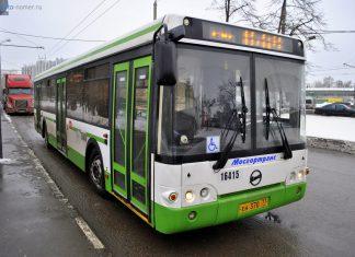 «Мострансавто» вдвое увеличило число автобусов на маршруте в Павшинской пойме