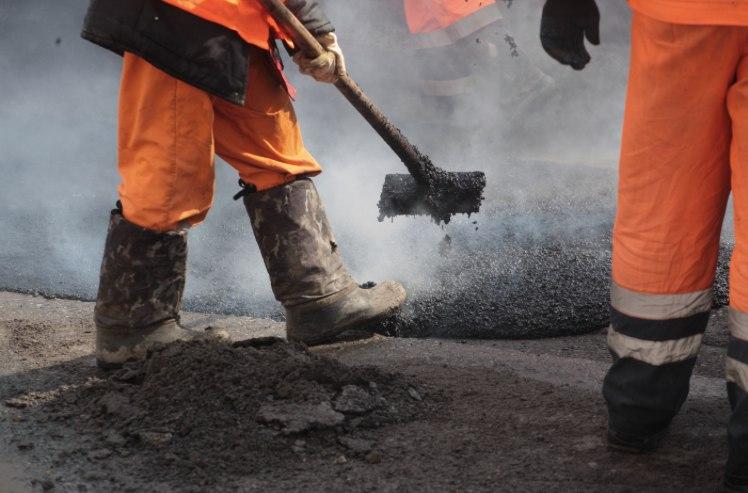 Реконструкция дорог в Павшинской пойме