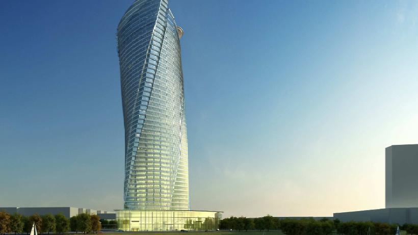 Башня МФК «Манхэттен» (Красногорск)