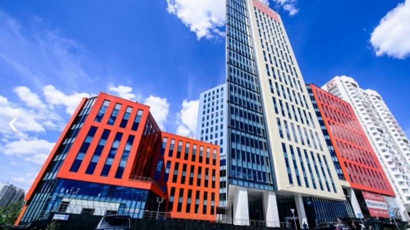Бизнес-центр AERO City (Химки)
