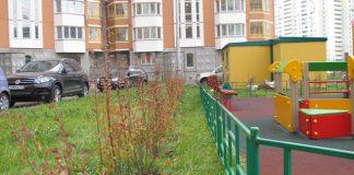 Благоустройство дворов в Павшинской пойме на 2017 год