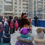 Отчет о прошедшей масленице 24 февраля в Павшинской пойме