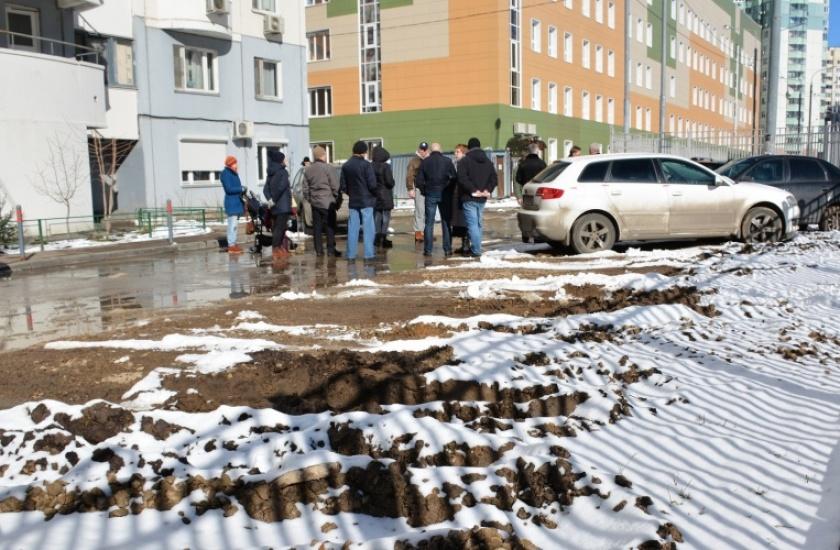 Дополнительные парковочные места согласуют с жителями Павшинской поймы