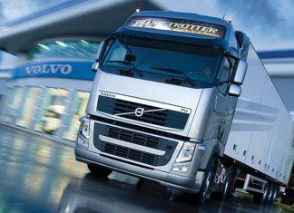 Тягач Volvo за 5 млн рублей угнали в Павшинской пойме