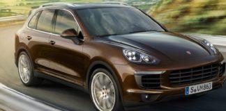 Porsche Cayenne за 7 млн руб угнали у жителя Павшинской поймы