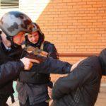 В Павшинской пойме сотрудники Росгвардии задержали подозреваемого в краже