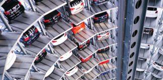 Автоматическая парковка с лифтовой системой может появиться в Павшинской пойме