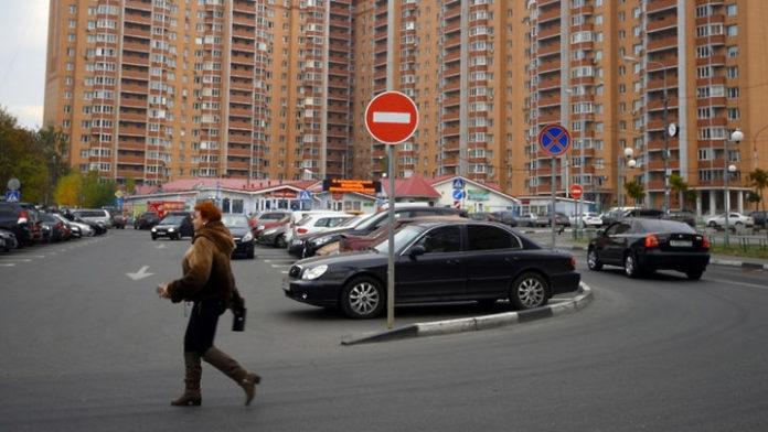 В Павшинской пойме обустраивают дополнительные парковки