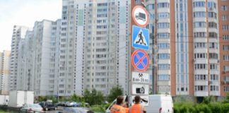 Ночную парковку и одностороннее движение ввели в Павшинской пойме