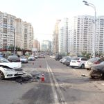 В Павшинской пойме в ДТП пострадали 4 человека