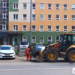 1200 парковочных мест появится в Павшинской пойме в 2017 году