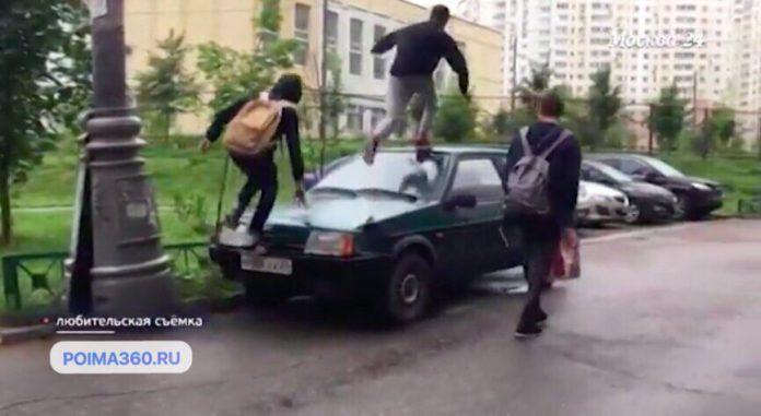 Подростки Павшинской поймы выбирают криминальную субкультуру