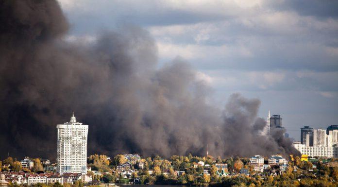 """Стали известны обстоятельства поджога рынка """"Синдика"""""""