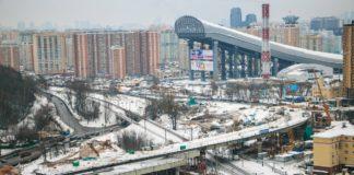 Первый этап развязки Волоколамского и Ильинского шоссе откроется в этом году