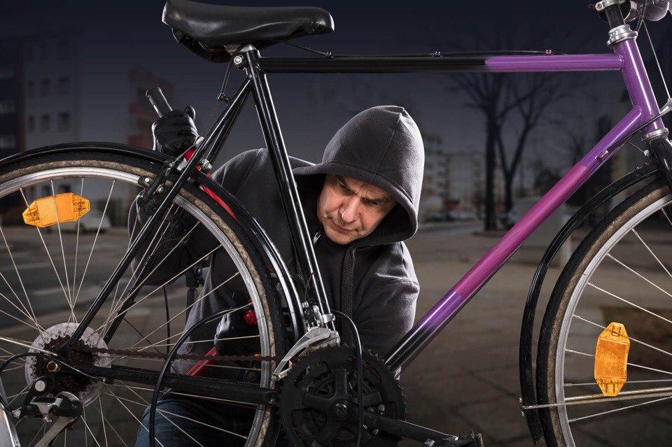 В Павшинской пойме задержали похитительницу велосипеда