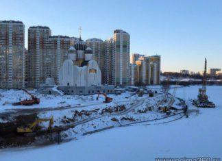 Весной начнутся работы в центральной части набережной в Павшинской пойме