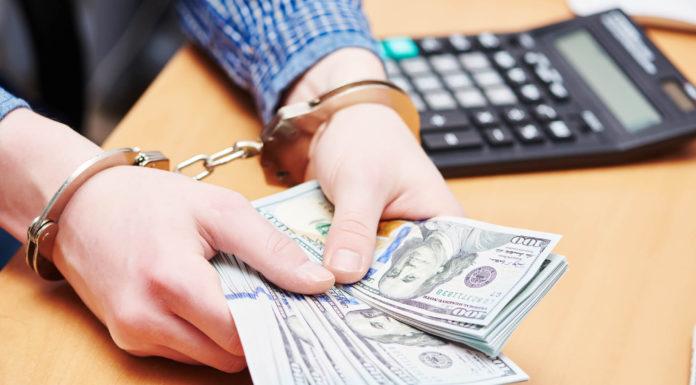 В Павшинской пойме полицейскими задержан подозреваемый в вымогательстве более 1 миллиона рублей