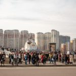 Эвакуация в ТРК Vegas в Красногорске прошла за семь минут