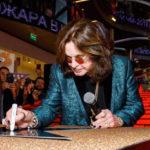 Оззи Осборн встретился с фанатами в ТРЦ Vegas