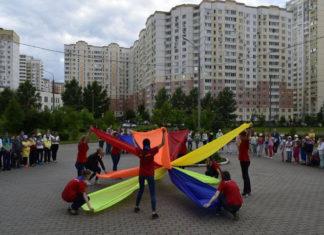 Лагерь в Павшинской пойме набирает детей